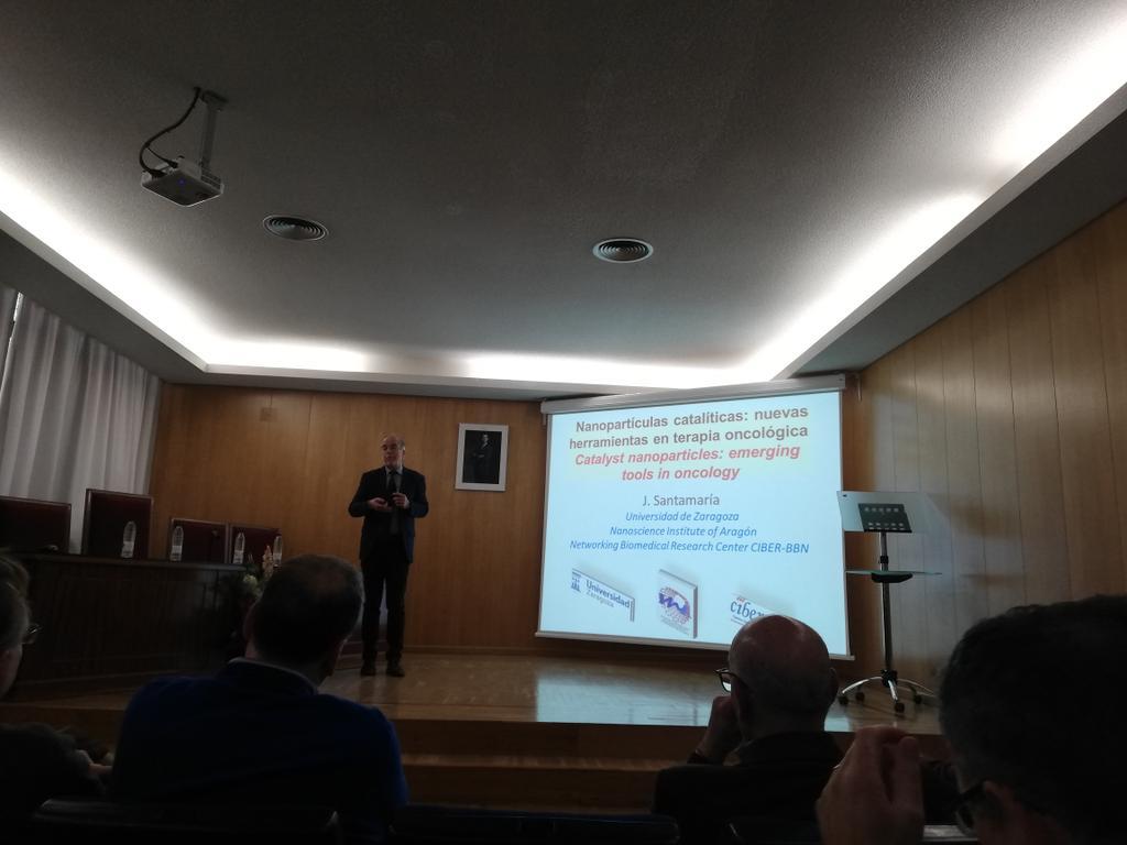 III Simposio de la Unidad de Excelencia de Química aplicada a Biomedicina y Medioambiente de la Universidad de Granada