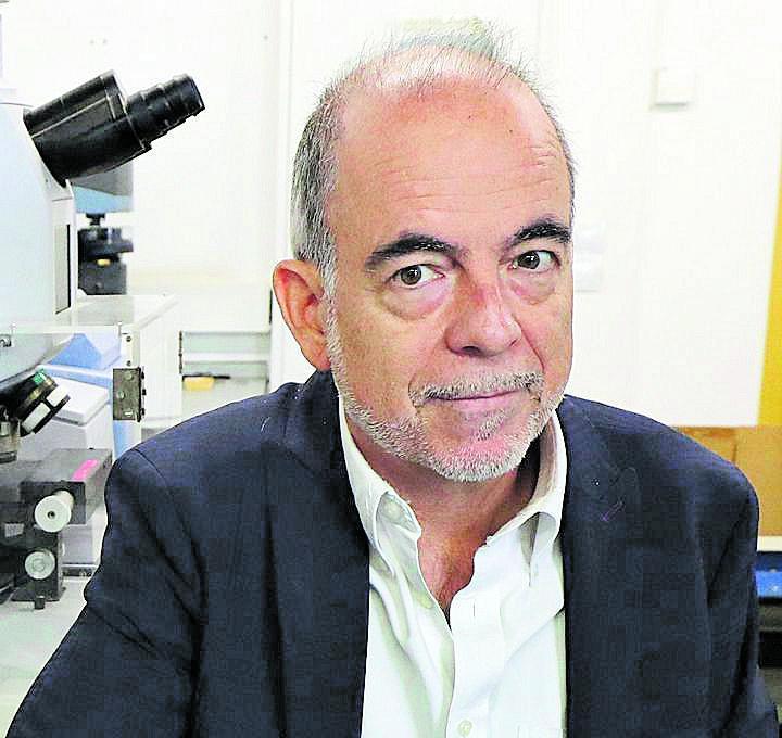 El Periódico de Aragón. Jesús Santamaría: La satisfacción por el deber cumplido